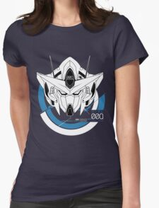 Gundam Qan(T) - GNT0000 Womens Fitted T-Shirt