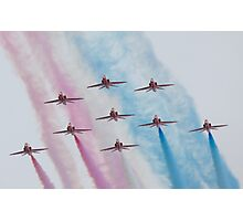 Red Arrows at Southport Photographic Print