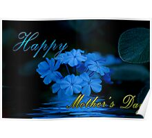 Happy Mother's Day Card Poster