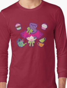 Mad Tea Party Long Sleeve T-Shirt