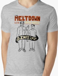 The Meltdown with Jonah and Kumail Mens V-Neck T-Shirt