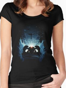 How to Train your Dragon 2 - Freedom Women's Fitted Scoop T-Shirt