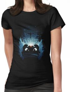 How to Train your Dragon 2 - Freedom Womens Fitted T-Shirt