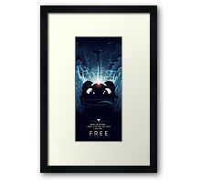 How to Train your Dragon 2 - Freedom Framed Print