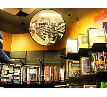 Library Photographic Print
