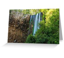 Queen Mary Falls Greeting Card