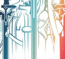 Sword Art Duo Sticker