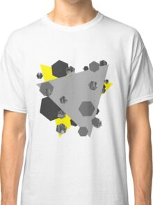 Overlapping Triangles Classic T-Shirt