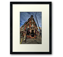 St James Tavern Framed Print