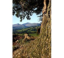 Tremendous View of The Beacons Photographic Print