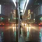 Reflections on the City Streets, Toronto by Ian Bracey