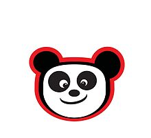 Panda by Bloomin'  Arty Gifts and Tees