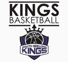 South Geelong Kings Basketball One Piece - Short Sleeve