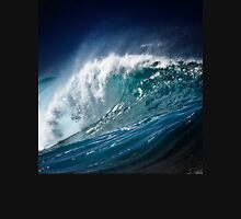 Winter Waves At Pipeline 15 Unisex T-Shirt