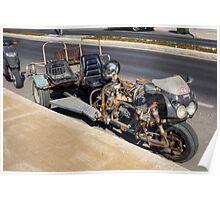 (Rust) Bucket Seats Poster