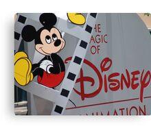 Disney's Mickey Canvas Print