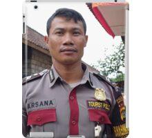 Tourist Police iPad Case/Skin