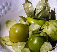 Tomatillos freshly harvested by indiafrank