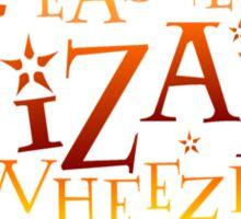 Weasleys' Wizard Wheezes Sticker