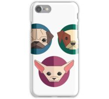 Cute puppies dog iPhone Case/Skin
