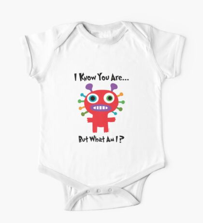 I know you are but what am I? Kids Clothes