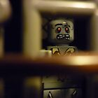 Zombie in a Cell by Matt Roberts