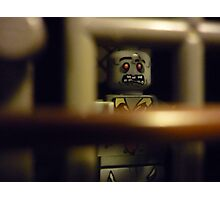 Zombie in a Cell Photographic Print