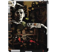 Rebels of the Classic Screen, No.8 (Throw Pillow0) iPad Case/Skin