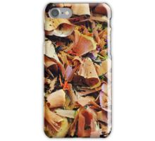 Pencil Shavings iPhone Case/Skin