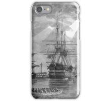 Civil War Ships iPhone Case/Skin