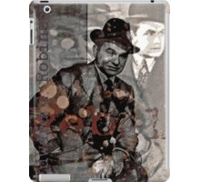 Rebels of the Classic Screen, no.7 iPad Case/Skin