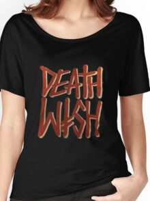 DEATH WISH Women's Relaxed Fit T-Shirt