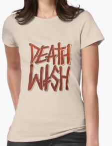 DEATH WISH Womens Fitted T-Shirt