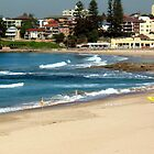Summer Approaching, Cronulla Beach by Michael Vickery