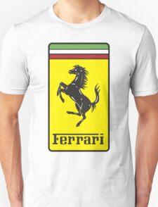 Vintage Ferrari Logo T-Shirt