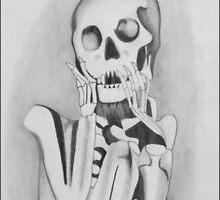 Skeleton by ellennorden