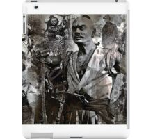Rebels of the Classic Screen, no.12 (Throw Pillow) iPad Case/Skin