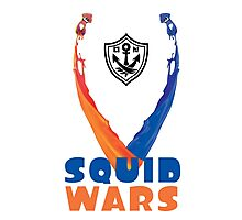 Splatoon! Squid Wars Photographic Print