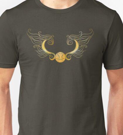 Golden snitch  Unisex T-Shirt