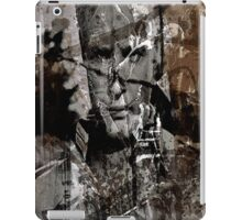 Rebels of the Classic Screen, No.4 (Throw Pillow) iPad Case/Skin