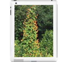 Tall flower iPad Case/Skin