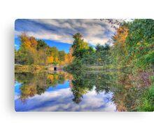 Hartman Lake Canvas Print