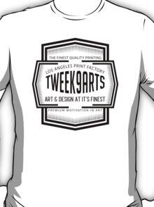 tweek9arts - Seal Of Approval logo T-Shirt