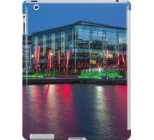 Dublin at night iPad Case/Skin