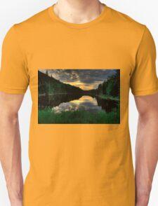 Ontario Lake Sunset T-Shirt