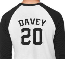 Davey Men's Baseball ¾ T-Shirt