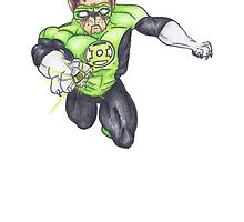 Superhero x French Bulldog 5 of 11 series 2 by Liddle-Ideas