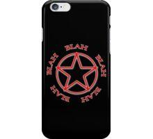 Blah, Blah, Blah - Rush Tribute iPhone Case/Skin