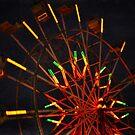 Ferris Wheel by Teresa Young