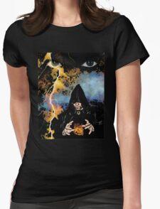 Dark Wizard Womens Fitted T-Shirt